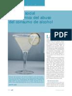 Coste Del Alcoholismo