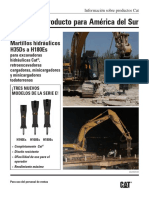 Hammer H35Ds - H180Es Prod Bulletin (GSJH2020-03) As