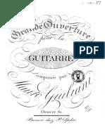 Giuliani Op. 61
