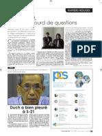 Robert Petit, un départ lourd de questions (chronique hebdomadaire du procès de Duch)