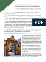 Museum COURRIER d'Aix 14 Octobre 2017 PDF