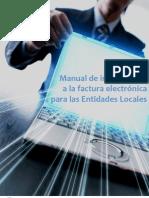 Manual de introducción a la factura electrónica para las Entidades Locales