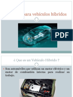 Baterías Para Vehículos Híbridos