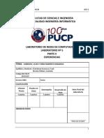 INF238 LAB05 2017-2 Guía Práctica