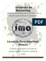 Portafolio de Marketing