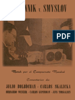 BOTWINIK VS SMISLOV. 1954..pdf
