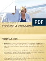 Programa Outplacement
