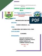 Azucar y Proceso Productivo Del Azucar (1)