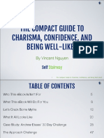 The Compact Guide to Charisma Confidence and Being Well Liked PDF Edition