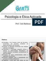 Aula 1 - Psicologia e Ética Aplicada