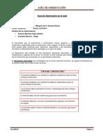 Actividad Grupal N5 Elabora Una Guía de Observación
