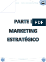 Marketing I TRABAJO