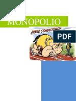 Tema El Monopolio