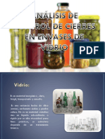 Envases de Vidrio Conservas