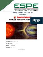 Modulo de Cálculo Vectorial
