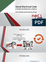 NEC 408 - español National Electrical Code