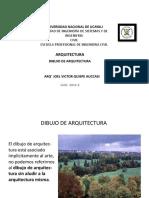 Dibujo de Arquitectura ing civil