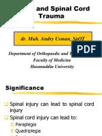 5. Spine & Spinal Cord Trauma