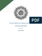 Guia Pratica Para Nuevos Musulmanes