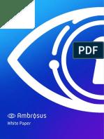 Ambrosus White Paper V8 1