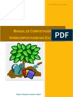 Manual Compostagem e Vermicompostagem - Escolas (2008)
