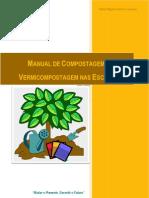 Manual Compostagem e Vermicompostagem - Escolas (2008)