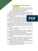 Estructura de La SUNDDE y Diseño