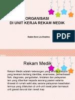 Organisasi Di UKRM