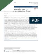 sistema de energia para ciudades