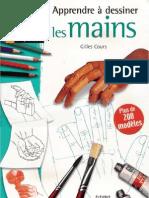 [Peinture - Dessin] Apprendre à dessiner - les mains