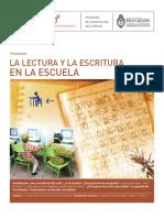 La Lectura y la Escritura en la Escuela.pdf