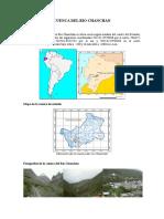 Cuenca Del Rio Chanchan - Peru