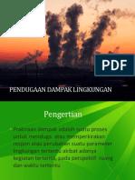 Pendugaan Dampak Lingkungan