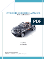 1.Automobile Lab Manual