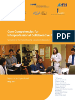 IPEC Core Competencies 2011