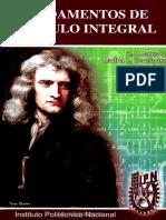 Fundamentos de Cálculo Integral - R. J. Matus Q