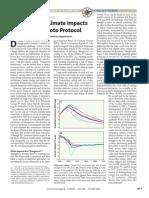 Impactos Climaticos Peligrosos y El Protocolo de Kyoto