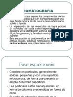 Diapositivas-cromatografia