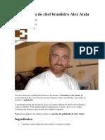 A Galinhada Do Chef Brasileiro Alex Atala