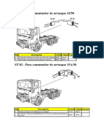 Fichas ST Camion Iveco Tector Cavallino