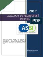 Catálogo 2017 Assi Original 20