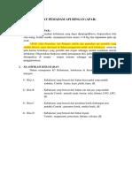 Materi Alat Pemadam API Ringan