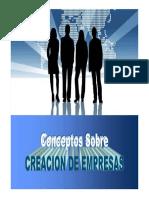 Creacion Empresa
