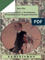 Psicoanálisis y feminismo. Pensamientos fragmentarios [Jane Flax].pdf