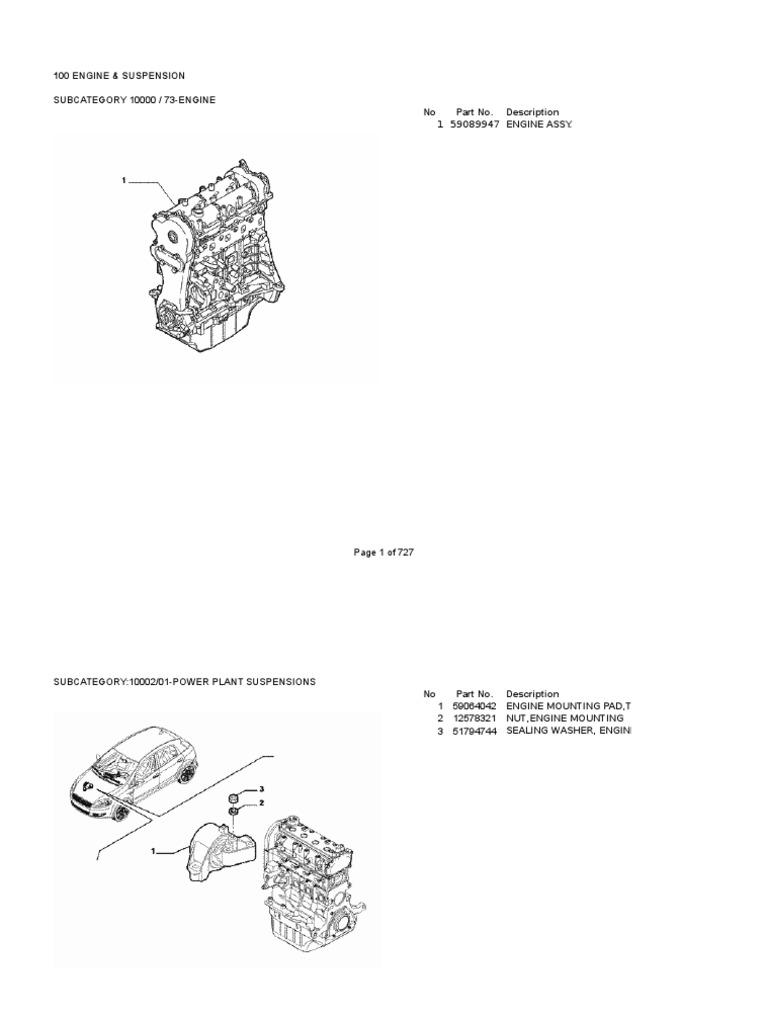 punto 1 2 1 3 1 4 service manual