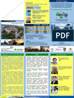 ICET4SD-2017 - 2nd Call Flyer