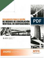 Reg Circulación Vertical 2da Edición