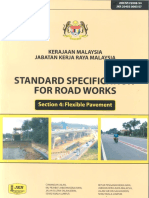 Standard Specification for Road WorksFlexible Pavement