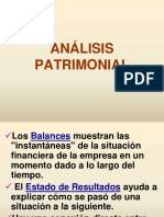 analisis patrimonial financiero2016