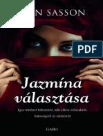 Jean Sasson - Jazmína Választása